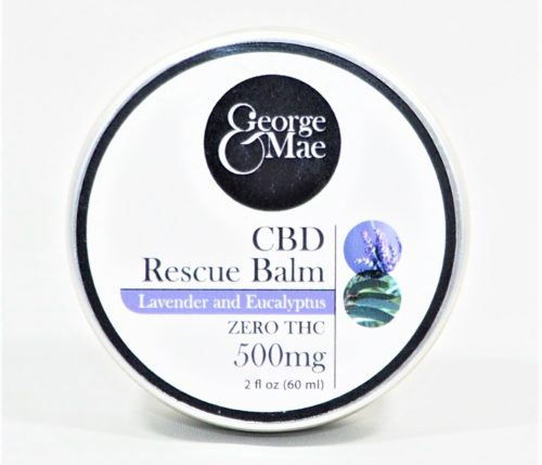 CBD Topical Balm 500mg